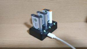 SONYデジタルカメラ用バッテリー充電器