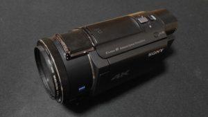 SONY FDR-AX60