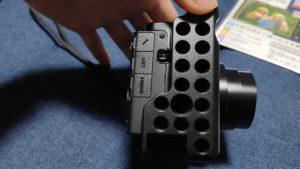 SONYサイバーショットRX100M7用カメラゲージ