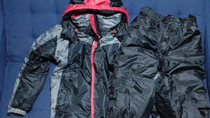 釣りに最適ワークマンの防寒着イージスのジャケットとズボン